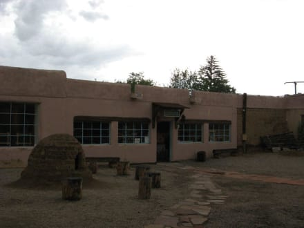Kit Carson Home and Museum in Taos - Kit Carson Home and Museum