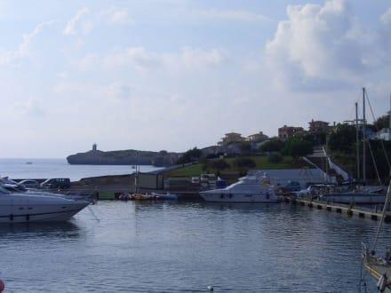 Hafen von Porto Cristo - Yachthafen Porto Cristo