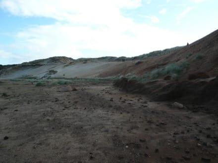 Morsum Kliff - Naturschutzgebiet Morsum Kliff