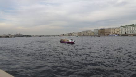Landgang - Bootstour Sankt Petersburg