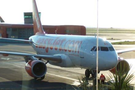 Flughafen Nizza - Flughafen Nizza (NCE)