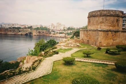 Antalya - Hidirlik Turm /Hidirlik Kulesi