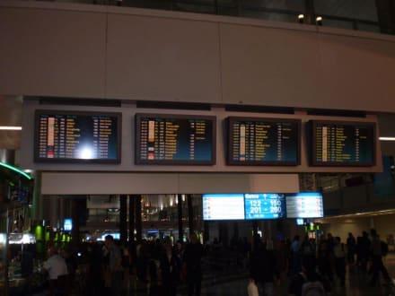 Airport - Flughafen Dubai (DXB)
