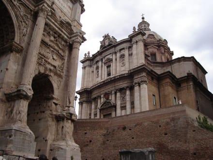Detail - Forum Romanum