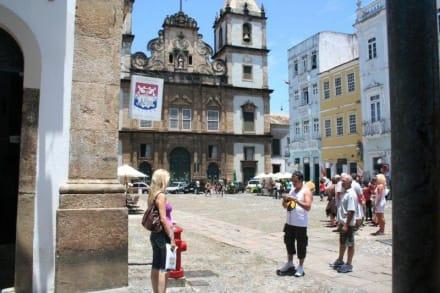 Unterwegs - Kirche São Francisco