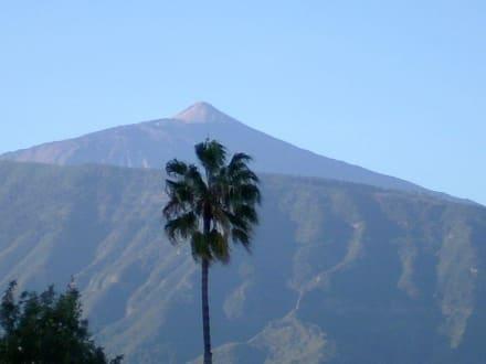 Berg Teide - Teide Nationalpark