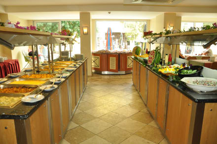 Open Buffet -