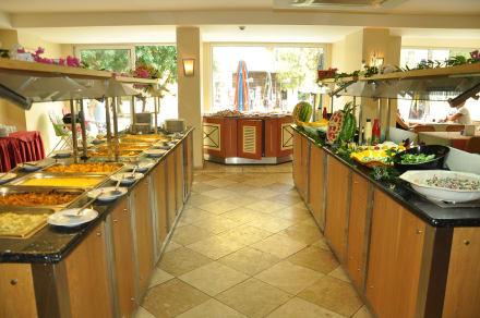 Open Buffet -