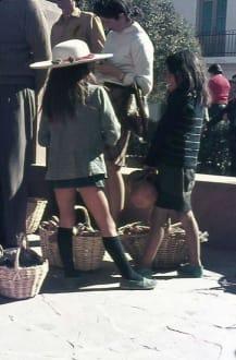 Die kleinen Verkäuferinnen! - Bolivien-Tour