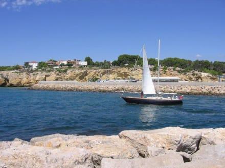 Hafenausfahrt - Hafen Torredembarra