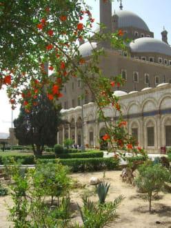 Muhamed Ai-Moschee auf der Zitadelle - Alabaster-Moschee / Mohammed Ali Moschee