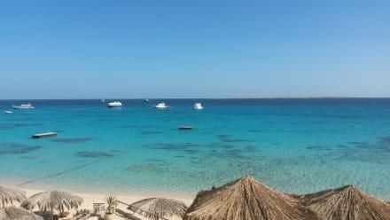 Strand - Giftun / Mahmya Inseln