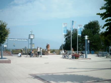 Strandpromenade - Strand Trassenheide
