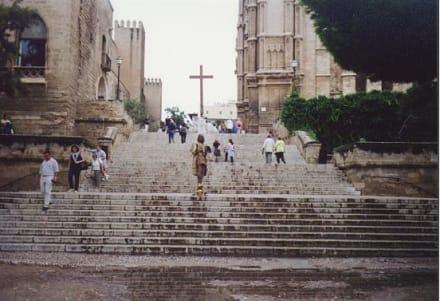 Kathedrale von Palma d. Mallorca - Kathedrale La Seu