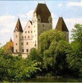 Schloss in Ingolstadt - Neues Schloss Ingolstadt