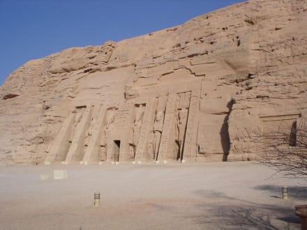 Abu Simbel - Tempel von Abu Simbel