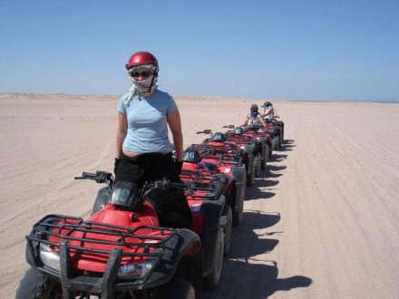 Karavane - Quad Tour Hurghada