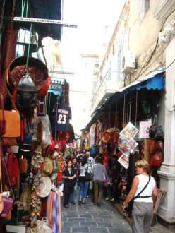 Impressionen 4 - Altstadt Tunis