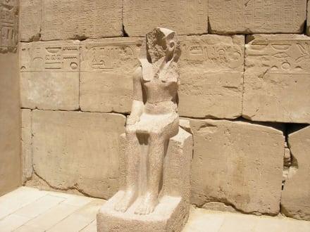 Statue - Amonstempel Karnak