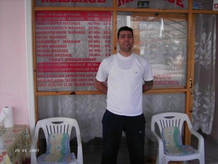 Chef Umut - Massage Praxis Umut (geschlossen)