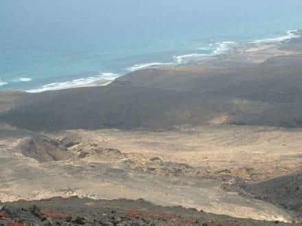 Meerblick im Süden von Fuerteventura - Playa Barca