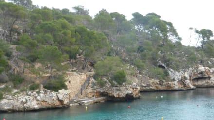 Bucht - Hafen Cala Figuera