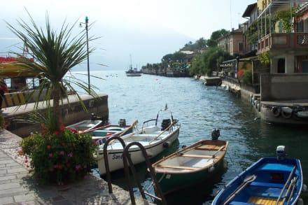 Limone - Hafen Limone