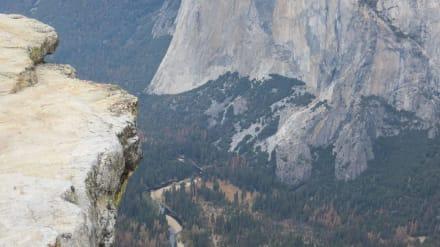 Taft Point - Yosemite Nationalpark