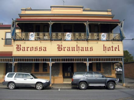 Barossa Brauhaus Hotel - Barossa Brauhaus Hotel, Angaston