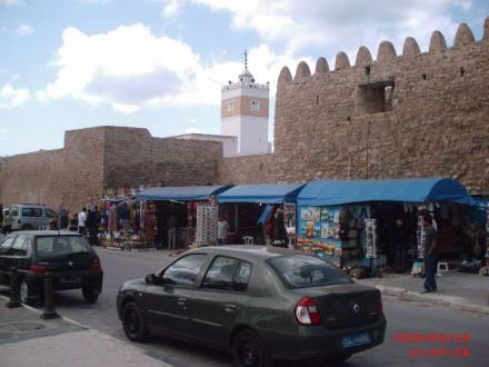 Medina Hammamet - Medina