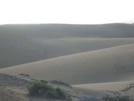 Strand von Playa del Ingles - Dünen von Maspalomas