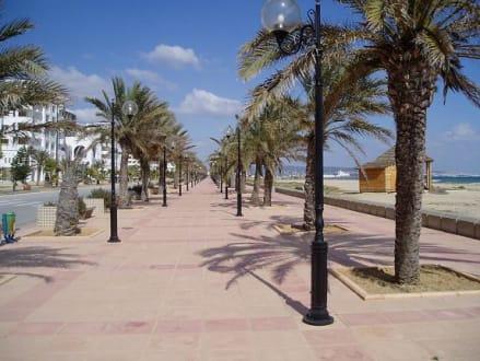 Strandpromenade von Hammamet-Yasmina 2 - Strand Hammamet