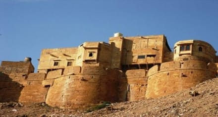 Burg/Palast/Schloss/Ruine - Jaisalmer Fort