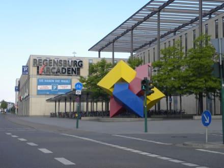 Parkgebühren Arcaden Regensburg