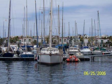 Puerto de Mogan - Hafen Puerto de Mogán
