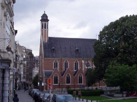 Tempel/Kirche/Grabmal - Zentrum Brüssel