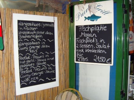 Puerto Grill! - Restaurant Puerto Grill