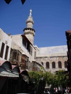 Bei der Omayyaden-Moschee - Omajaden Moschee