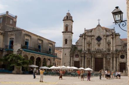 Catedral de San Cristóbal de La Habana - Kathedrale San Cristóbal