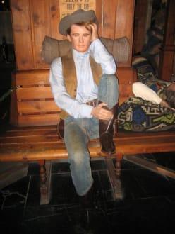 James Dean - Museo de Cera