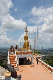 Bergtempel - Tiger Cave Tempel (Wat Tham Sua)
