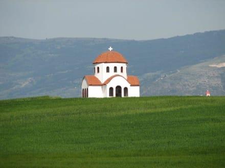 Malerische Kapelle - Kapelle in Eani / Kozani