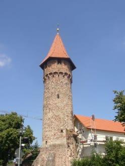 Hexenturm - Stadtführung Ladenburg