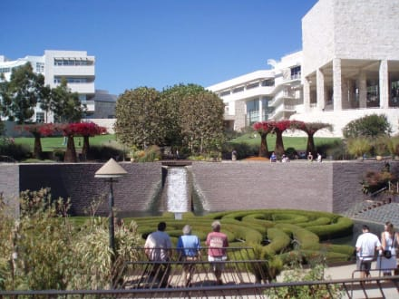 Teilansicht - Getty Center