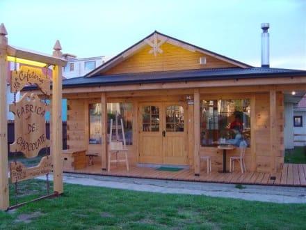 Pub/Bar/Café - Cafeteria - Fabrica de Chocolate