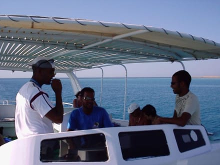 Schnorchelausflug - Giftun / Mahmya Inseln