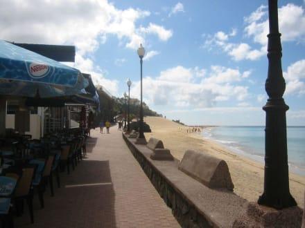 Promenade - Strand Morro Jable