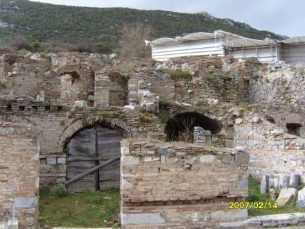 Ein Wohnhaus! - Antikes Ephesus