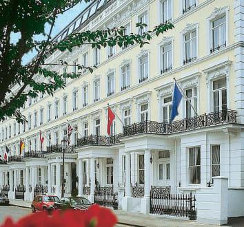 Hotel Facade -