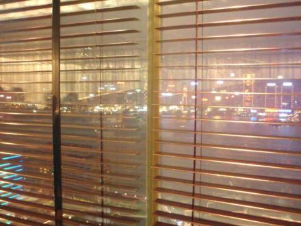Blick von der Bar Felix auf die Skyline - Felix Bar